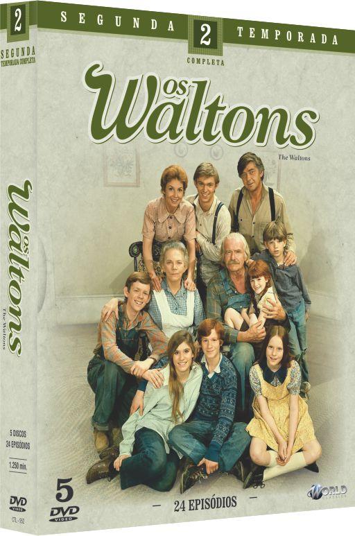 OS WALTONS - 2ª TEMPORADA COMPLETA
