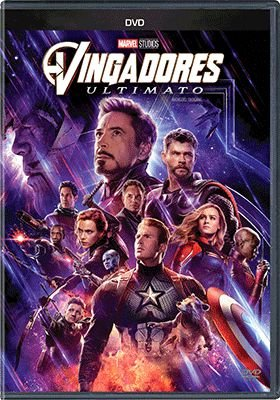 OS VINGADORES ULTIMATO (DVD)