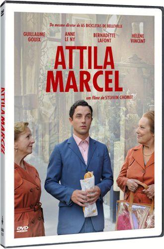ATTILA MARCEL*