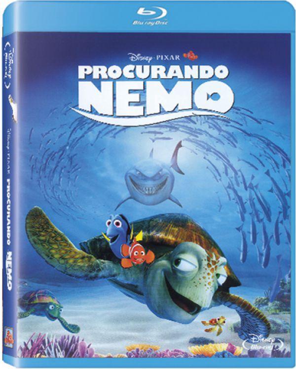 PROCURANDO NEMO - BD