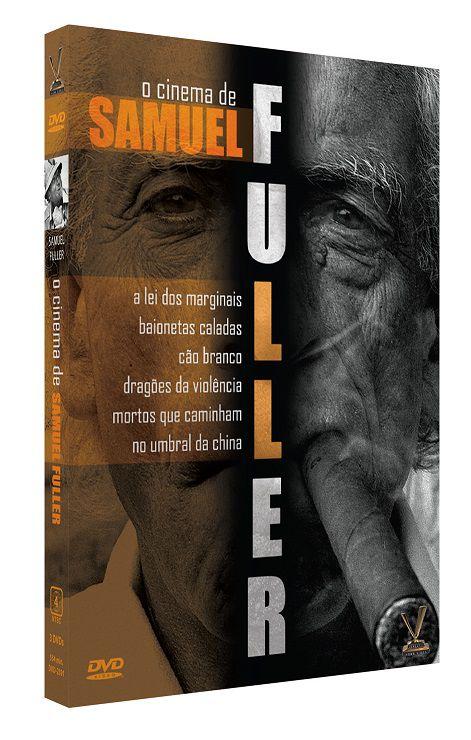 O CINEMA DE SAMUEL FULLER