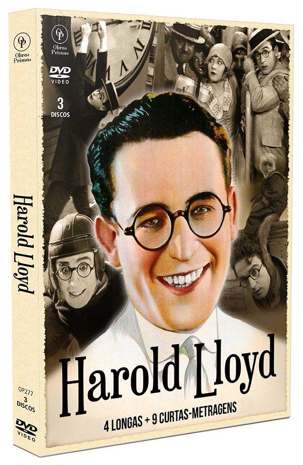 HAROLD LLOYD - 3 DISCOS