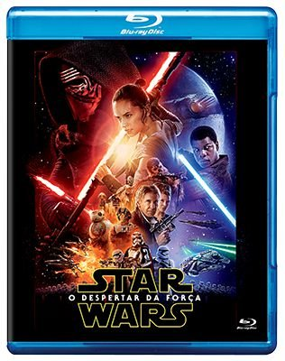 STAR WARS - O DESPERTAR DA FORÇA (BD)