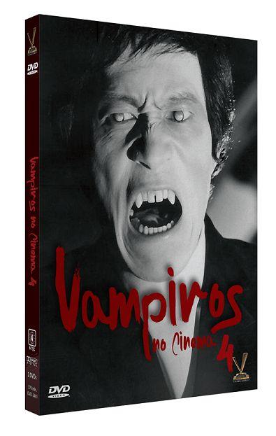 VAMPIROS NO CINEMA VOL.4
