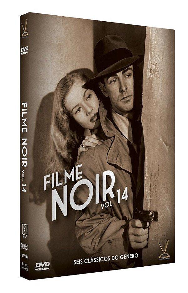 FILME NOIR VOL.14 - ENTREGA PREVISTA PARA A PARTIR DE 17/10/2019
