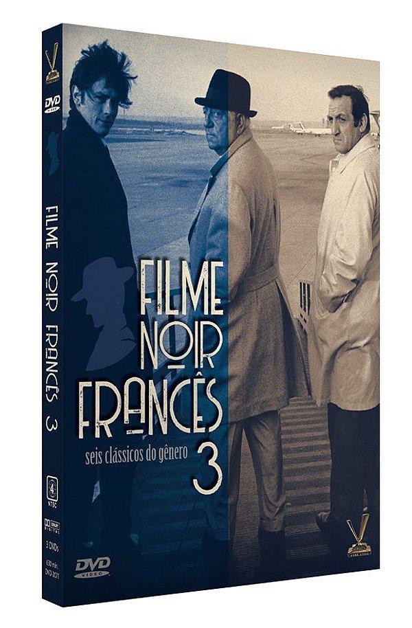 FILME NOIR FRANCÊS VOL.3- ENTREGA PREVISTA PARA A PARTIR DE 17/10/2019