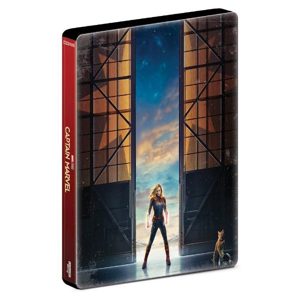 CAPITÃ MARVEL (STEELBOOK)