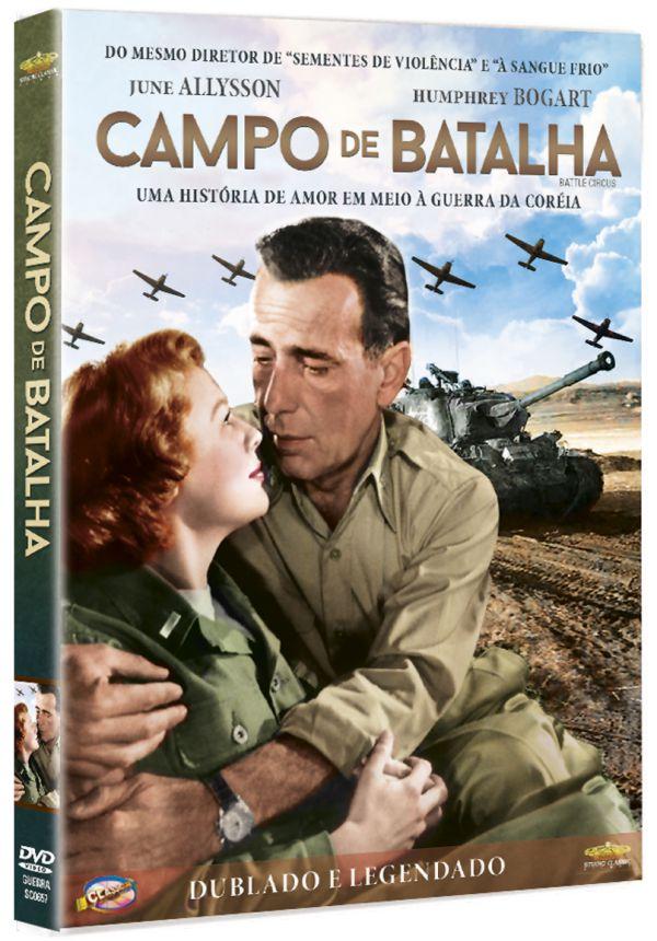 CAMPO DE BATALHA