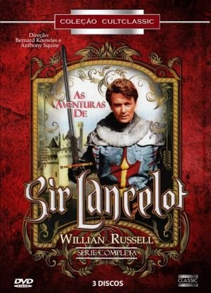 AS AVENTURAS DE SIR LANCELOT