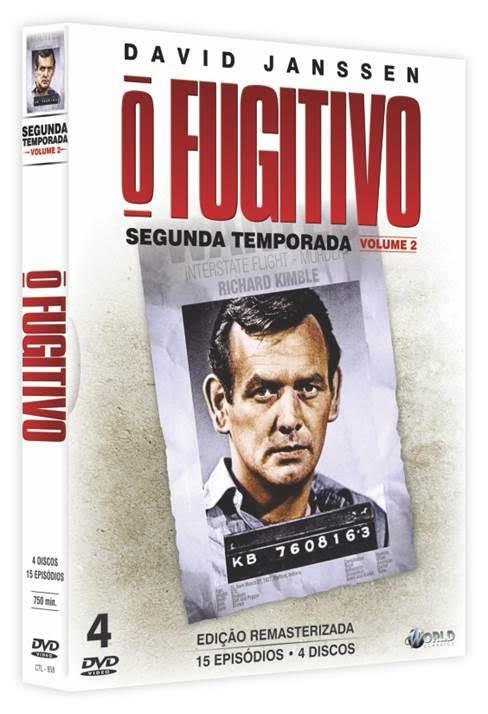 O FUGITIVO 2ª TEMPORADA VOL.2 - ENTREGA PREVISTA PARA A PARTIR DE 08/11/2019