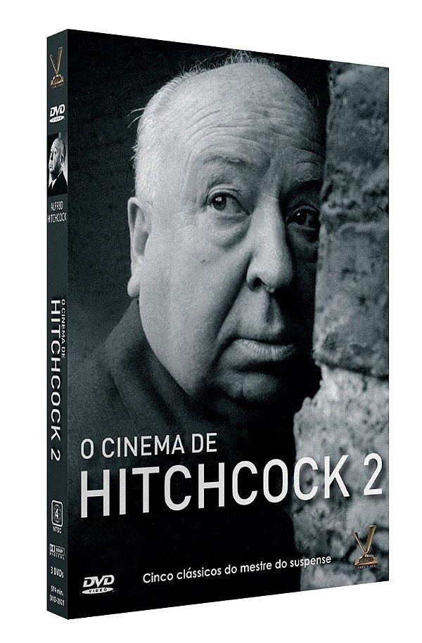 O CINEMA DE HITCHCOCK 2 - ENTREGA PREVISTA PARA A PARTIR DE 17/12/2019