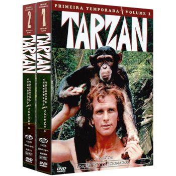 TARZAN - 1ª TEMPORADA COMPLETA (2 BOXES)