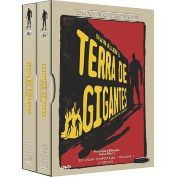 TERRA DE GIGANTES - 2ª TEMPORADA COMPLETA (2 BOXES)