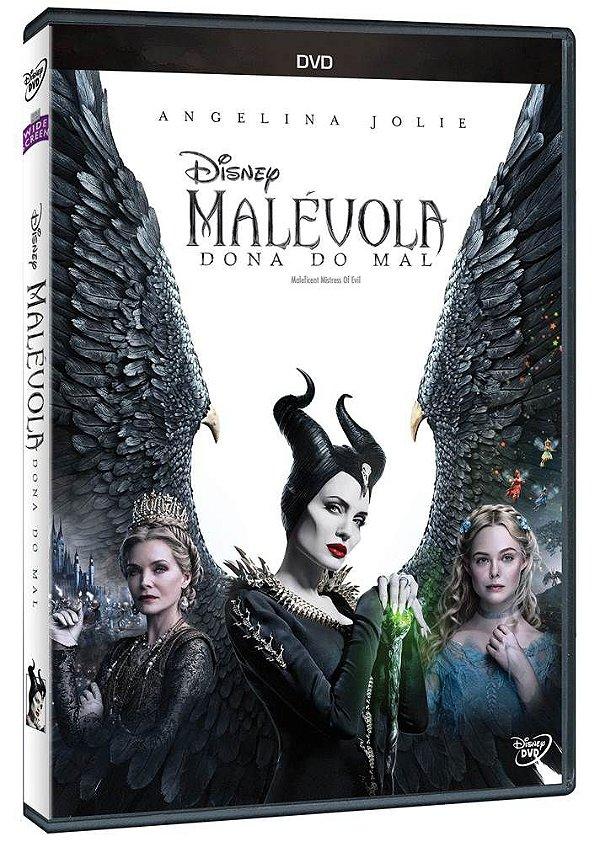 MALÉVOLA DONA DO MAL - ENTREGA PREVISTA PARA A PARTIR DE 10/02/2020 - DVD