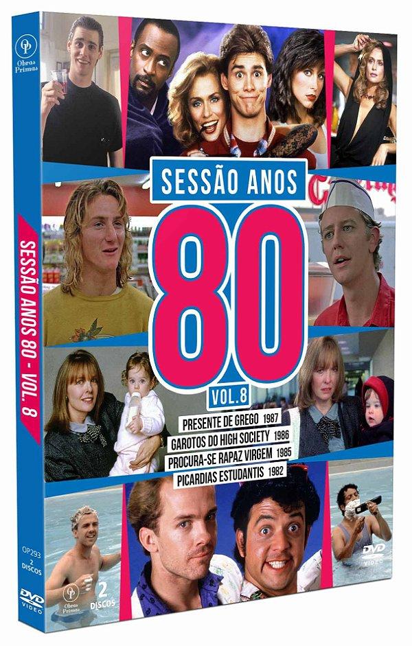 SESSÃO ANOS 80 VOL. 8