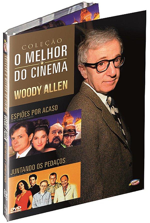 O MELHOR DO CINEMA - WOODY ALLEN