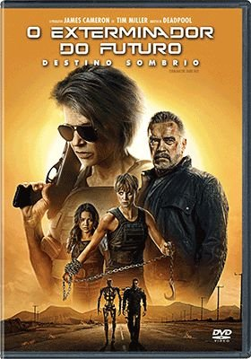 O EXTERMINADOR DO FUTURO - DESTINO SOMBRIO DVD - ENTREGA PREVISTA PARA A PARTIR DE 06/03/2020