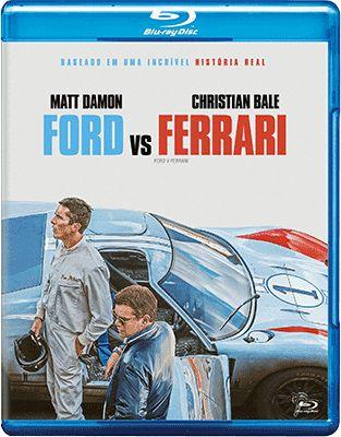 FORD VS FERRARI BD