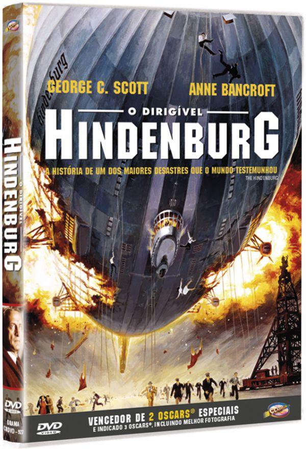 O DIRIGÍVEL HINDENBURG