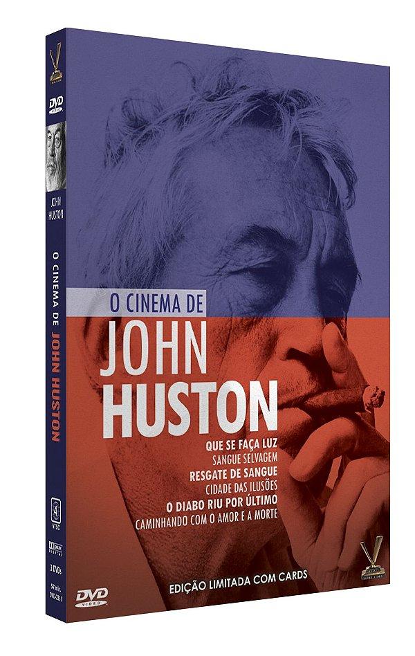 O CINEMA DE JOHN HUSTON