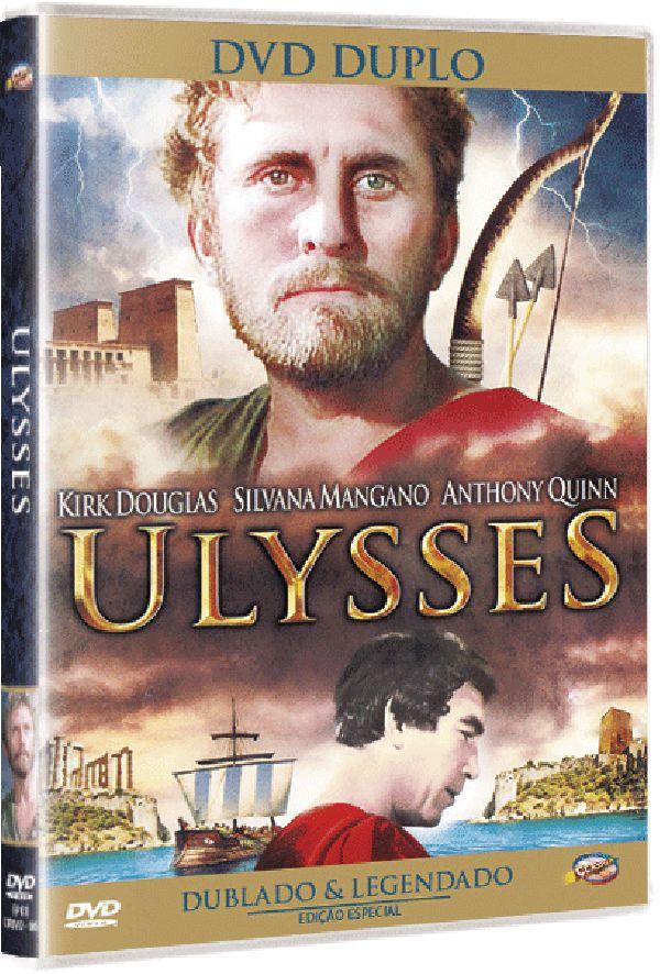 ULYSSES - DVD DUPLO