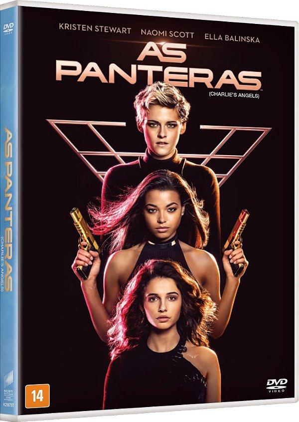 AS PANTERAS 2019 - DVD - ENTREGA PREVISTA PARA A PARTIR DE 23/03/2020