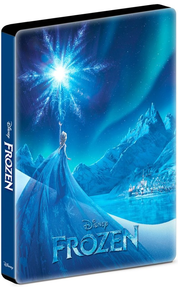FROZEN - STEELBOOK