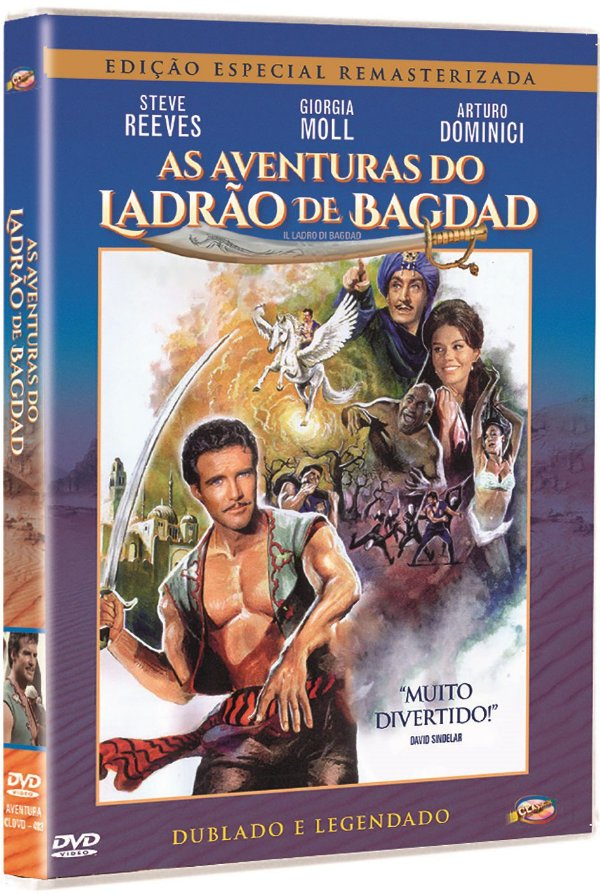 AS AVENTURAS DO LADRÃO DE BAGDÁ