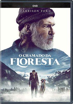 O CHAMADO DA FLORESTA DVD