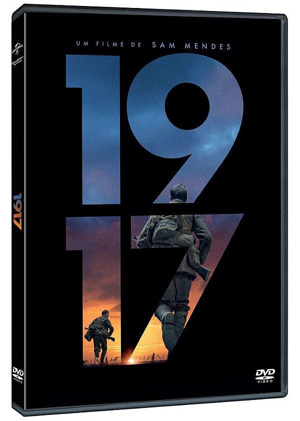 1917 - DVD - ENTREGA PREVISTA PARA A PARTIR DE 19/05/2021