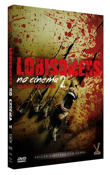 LOBISOMENS NO CINEMA VOL.2