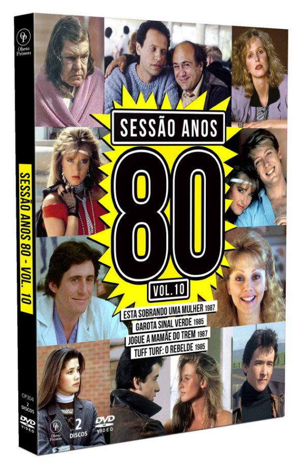 SESSÃO ANOS 80 VOL. 10