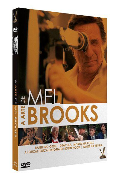 A ARTE DE MEL BROOKS - ENTREGA PREVISTA PARA A PARTIR DE 20/07/2020