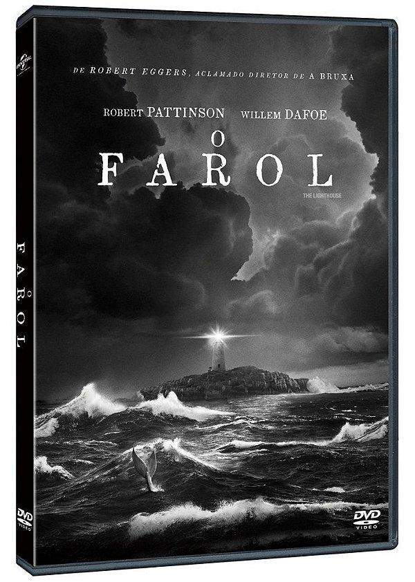 O FAROL - DVD - ENTREGA PREVISTA PARA A PARTIR DE 19/05/2021
