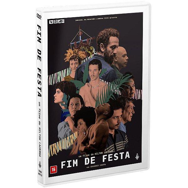 FIM DE FESTA - DVD -  ENTREGA PREVISTA PARA A PARTIR DE 10/08/2020