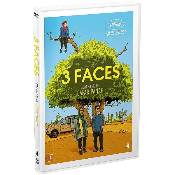 3 FACES -  ENTREGA PREVISTA PARA A PARTIR DE 10/08/2020