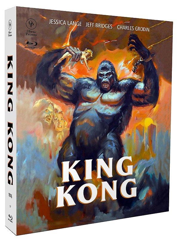 KING KONG - 1976 - BD