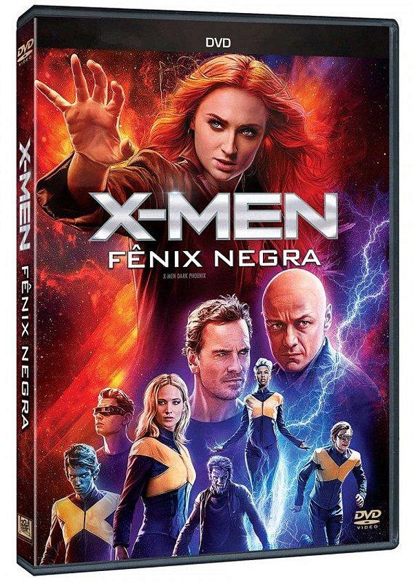 X-MEN: FÊNIX NEGRA DVD