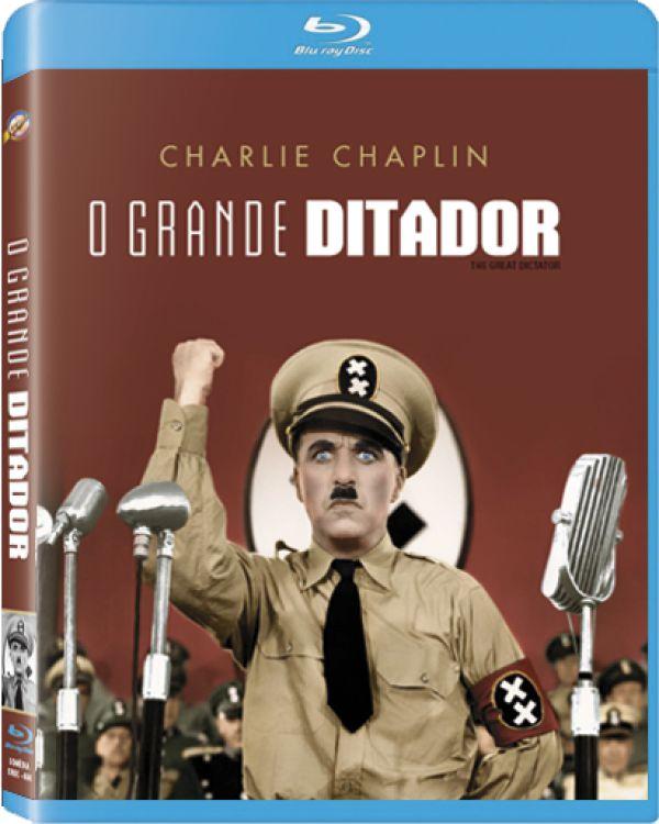 O GRANDE DITADOR - BD