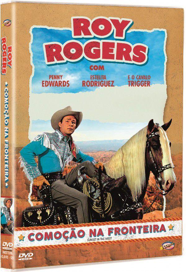 ROY ROGERS - COMOÇÃO NA FRONTEIRA