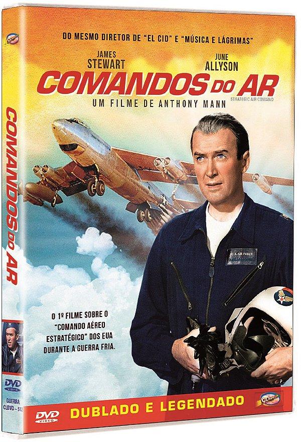 COMANDOS DO AR