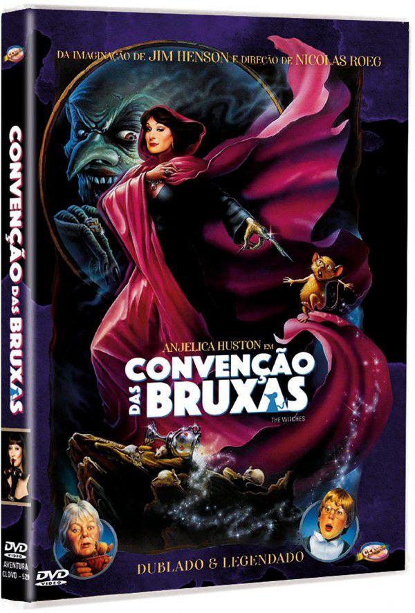 CONVENÇÃO DAS BRUXAS - ENTREGA PREVISTA PARA A PARTIR DE 23/10/2020