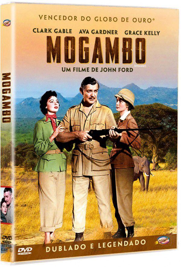 MOGAMBO - ENTREGA PREVISTA PARA A PARTIR DE 23/10/2020