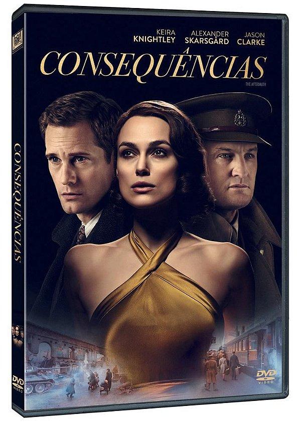 CONSEQUÊNCIAS -  DVD