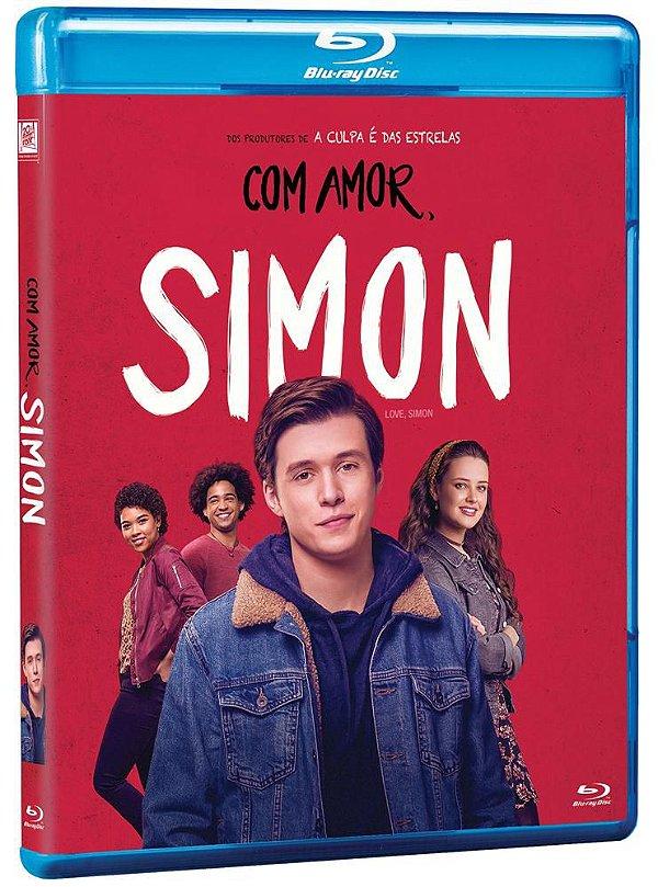 COM AMOR, SIMON -  BD