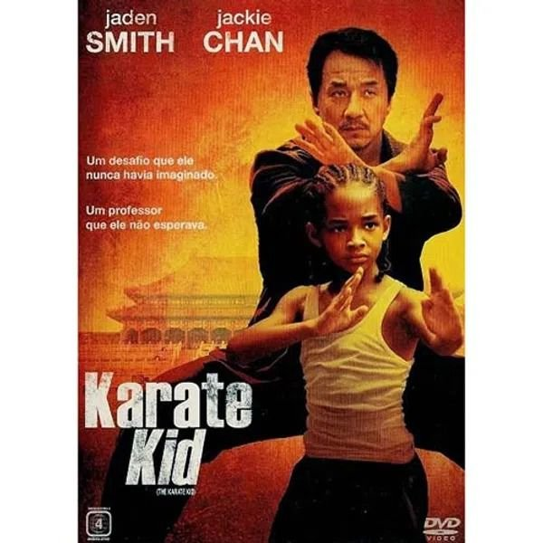 KARATÊ KID 2010 - DVD