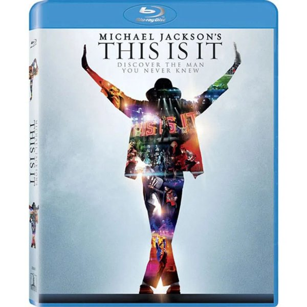 MICHAEL JACKSON: THIS IS IT - BD