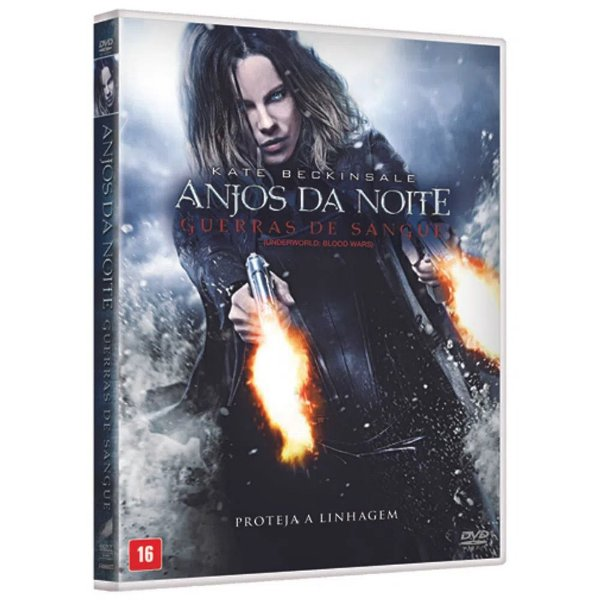 ANJOS DA NOITE 5 - GUERRAS DE SANGUE
