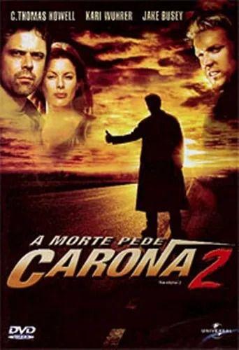 A MORTE PEDE CARONA 2