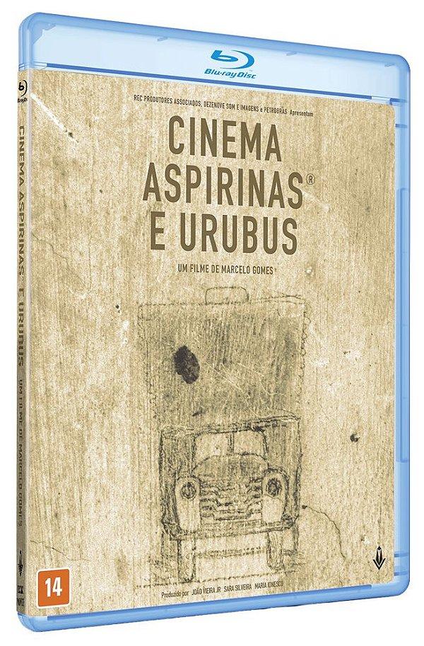 CINEMAS,ASPIRINAS E URUBUS BD